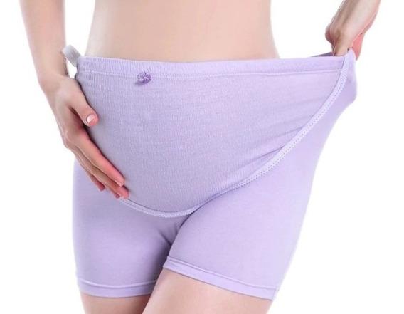 Panty Boxer Maternidad Pantaletas Panti Embarazo