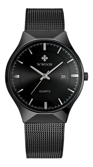 Relógio Wwoor À Prova D