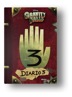 Gravity Falls. Diario 3 - Disney