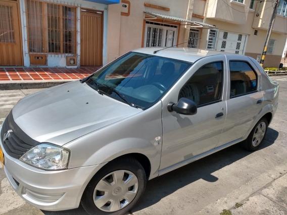 Vendo Renault Logan Excelente Estado