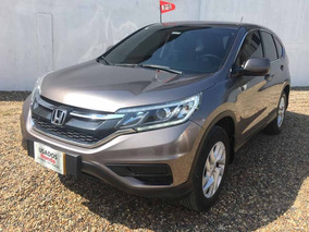 Honda Cr-v City Plus 2016 4x2 Metalico , Excelente Estado