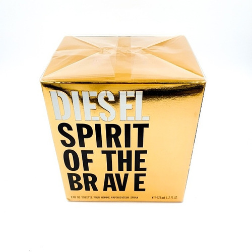 Imagen 1 de 2 de Diesel Spirit Of The Brave Edt 125ml Asimco /prestige Parfum