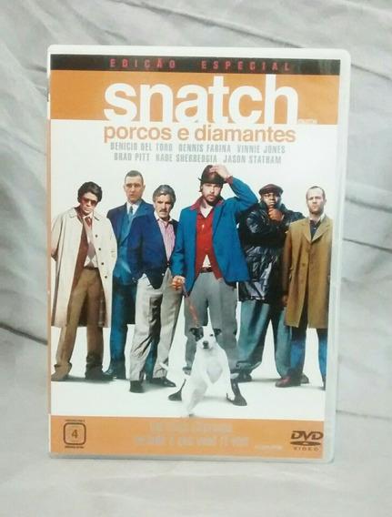 Snatch: Porcos E Diamantes