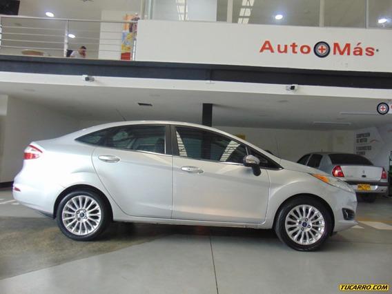 Ford Fiesta Titanium At