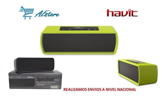 Parlante Havit Hv-m8 Bluetooth Rectangular
