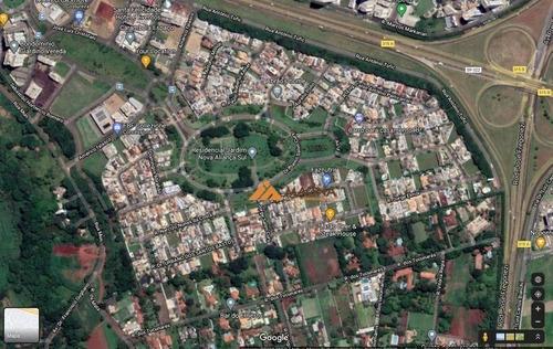 Terreno À Venda, 660 M² Por R$ 700.000,00 - Jardim Nova Aliança Sul - Ribeirão Preto/sp - Te0973