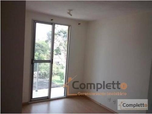 Apartamento Com 2 Dormitórios À Venda, 50 M² Por R$ 275.000 - Taquara. - Ap0028