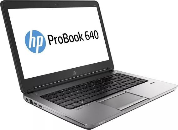 Notebook Hp Probook 640 G1 I5 4ª 4gb Hd 1tb Wifi