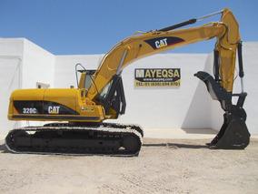 Excavadora Caterpillar 320cl Kit Hidraulico Pulgar Hidraulic