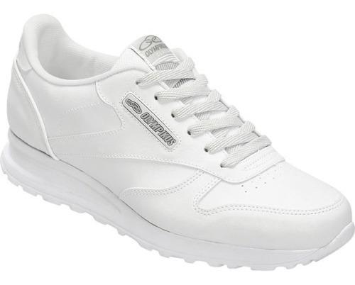 Tênis Olympikus Feminino Branco Jogging