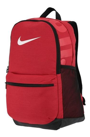 Mochila Nike Ba5255-687 Escolar Masculina Original + Nf