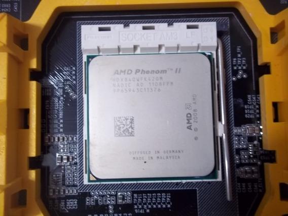 Processador Amd Phenom Ii X4 840t (3.2ghz) Socket Am2+/ Am3