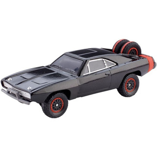 Hot Wheels Fast Furious 1:55 #01 1970 Dodge Charger Off Road