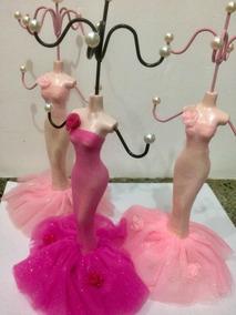 Manequins Bonecas Expositor Ou Porta Joias