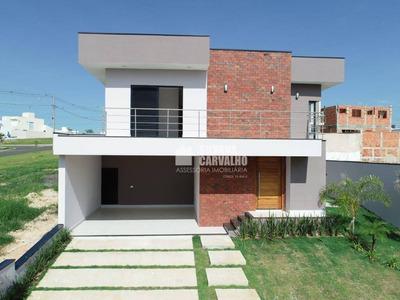 Casa À Venda No Condomínio Central Parque Em Salto - Ca7011