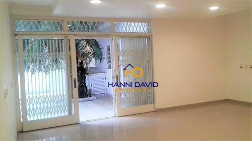 Casa Com 1 Dormitório Para Alugar, 451 M² Por R$ 20.000,00/mês - Vila Clementino - São Paulo/sp - Ca0127