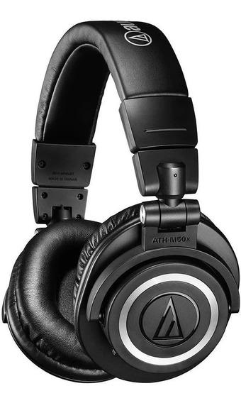 Fone Ouvido Audio Technica Ath-m50xbt Bluetooth Wireless