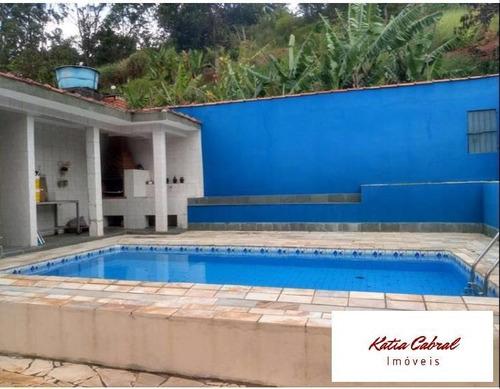 Casa Para Venda Em Nazaré Paulista, Água Chata, 2 Dormitórios, 1 Suíte, 3 Banheiros, 3 Vagas - K52_1-1816737