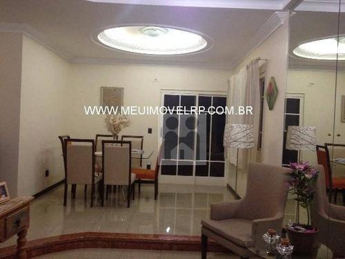Imagem 1 de 9 de Casa Residencial À Venda, Centro, Ribeirão Preto - Ca0104. - Ca0104