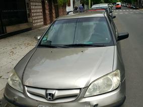 Honda Civic 1.7 Lx 2004