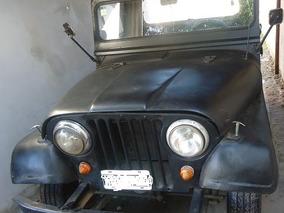 Vendo Jeep Pick-up1956 C/todos Los Papeles!!