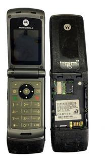 Celular Motorola W375 02 Un. No Estado