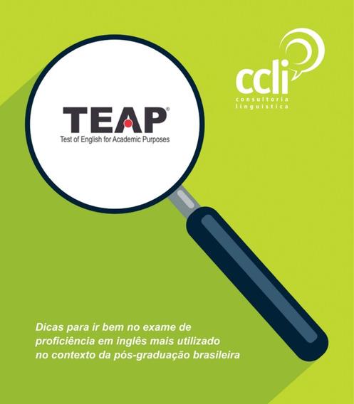 Apostila Teap - Preparatório Para Prova Proficiência