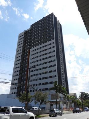 Apartamento No Centro Com 1 Quartos Para Locação, 35 M² - Lg1467