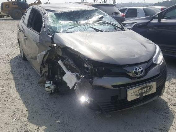 Toyota Yaris 2019 Sucata Para Retirada De Peças