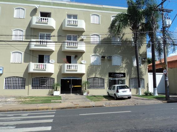 Apartamento Cobertura, 3 Quartos Em Piracicaba