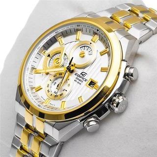 Reloj Casio Edifice Ef 556sg - 7avdf