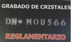 Grabado De Cristales Zona Sur Y C.a.b.a.