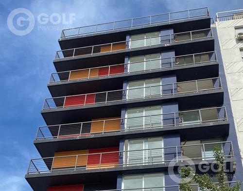 Vendo Apartamento De 2 Dormitorios Con Terraza Al Frente, A Estrenar, Garaje Opcional, Pocitos