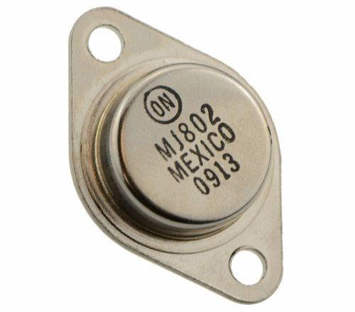 Transistor Npn Mj 802 Mj-802 Mj802 Mj802g 100 V 30 A To3