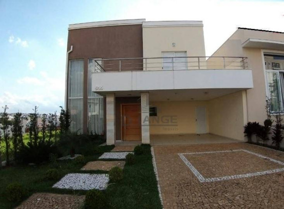 Casa Com 3 Dormitórios À Venda, 180 M² Por R$ 665.000,00 - Residencial Real Parque Sumaré - Sumaré/sp - Ca13552