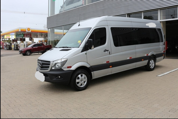 Sprinter 2016 415 Plus 19l Prata - G