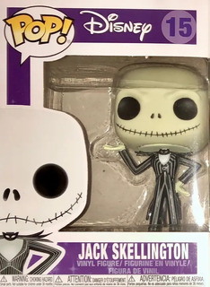 Funko Pop Disney 15 Jack Skellington Original Magic4ever