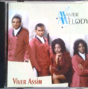 Master Melody - Viver Assim (album) (cd, Freestyle Nacional)