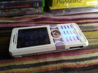 Sony Ericsson K550 Telcel