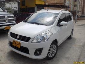 Suzuki Ertiga 1.4 4x2 Mt 7 Puestos