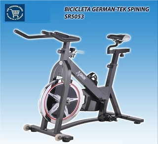 Bicicleta Spinning German Tek Sr5053 Personal, No Gym
