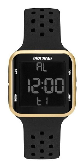 Relógio Mormaii Unissex Wave Digital Mo6600/8d Lançament Top