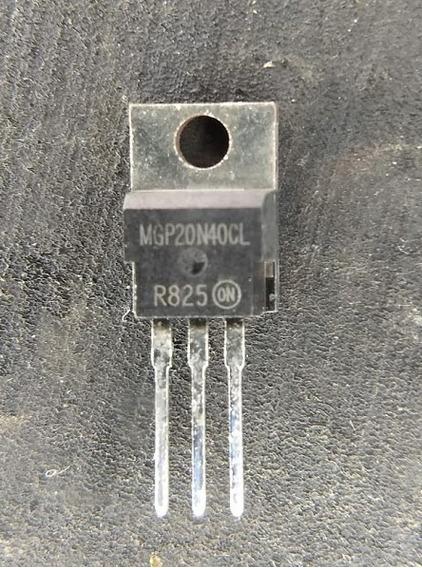 Mgp 20n40cl / Motorola 5401gm / Harris 99029 - Componente P