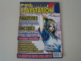 Revista Pró Dicas Playstation - Nº 31 - Parasite Eve 2