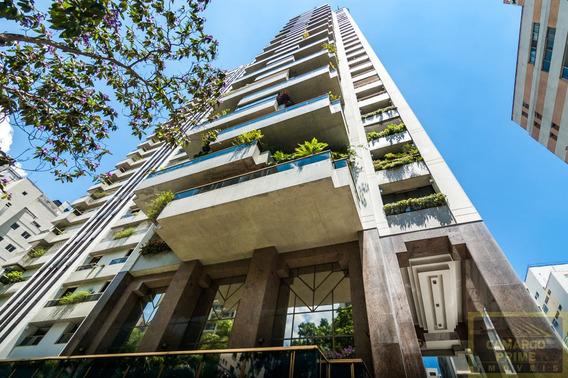 Lindo E Grande Apartamento Com 575 Metros, Com 5 Suítes, No Jardim Paulista - Eb85312