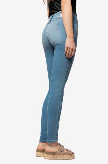 Sexy Jeans Nikki Skinny Cintura Baja