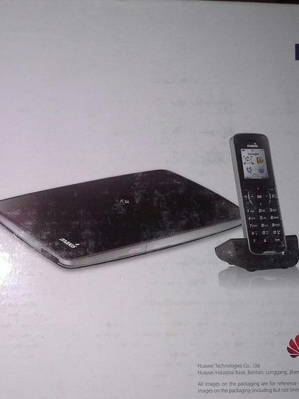 Roteador Huawei B 686 3g Com Telefone Sem Fio Acoplado
