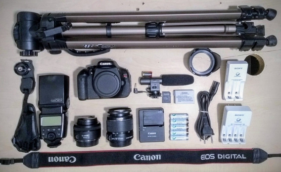 Kit Canon T3i