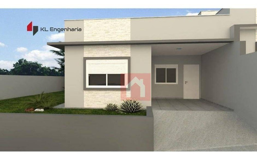 Casa Com 2 Dormitórios À Venda, 66 M² Por R$ 190.000 - Esmeralda - Santa Cruz Do Sul/rs - Ca0251