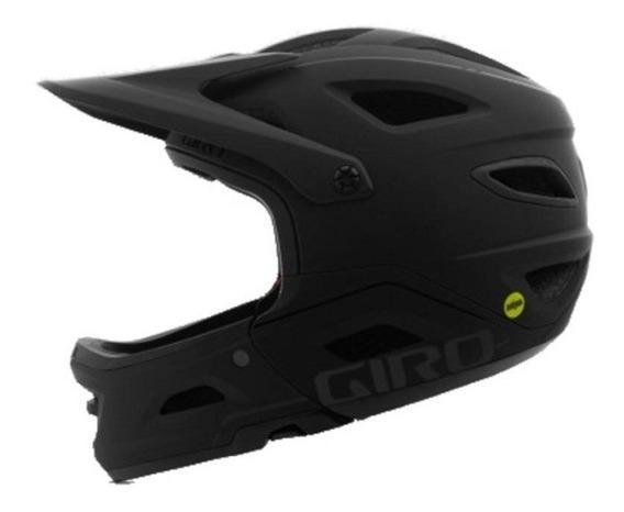 Casco Bicicleta Giro Montaña Switchblade Mips Negro C/envío